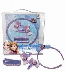 Coriex Frozen zestaw akcesoriów do włosów z opaską