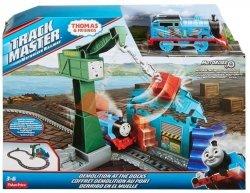 Mattel Tomek i Przyjaciele Track Master Zestaw Przygoda w porcie