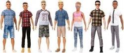 Mattel Barbie Stylowy Ken Ast.