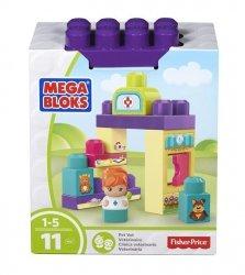 Mattel Mega Bloks Małe zestawy tematyczne Ast.
