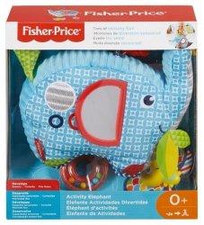 Mattel Fisher Price Aktywizujący słonik