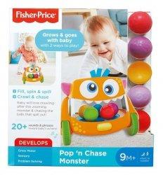 Mattel Fisher Price Śpiewający Stworek-Kręciołek
