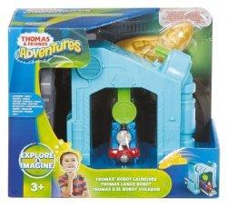 Mattel Tomek i Przyjaciele Adventures Tomek i Robowyrzutnia Zestaw