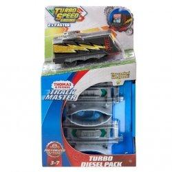 Mattel Tomek i Przyjaciele Track Master Turbolokomotywki Ast.