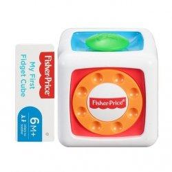 Mattel Fisher Price Moja pierwsza kostka Fidget Cube