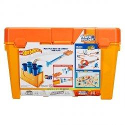 Mattel Hot Wheels Track Builder Kaskaderskie beczki