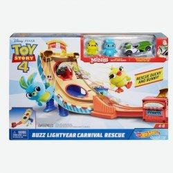 Mattel Hot Wheels HW Toy Story Zestaw filmowy