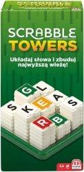 Mattel GA Scrabble Towers