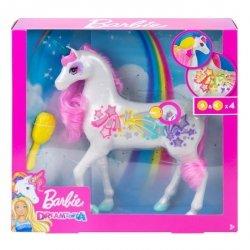 Mattel Barbie Jednorożec Magiczne Włosy
