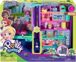 Polly Pocket Centrum handlowe Pollyville Zestaw