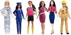Mattel Barbie 60 urodziny Lalka Kariera Ast.