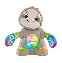 Fisher-Price Linkimals Interaktywny Leniwiec Edukacyjna zabawka interaktywna dla dzieci