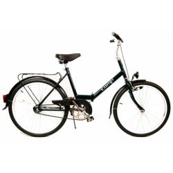 Rower Składak 24 Czarny