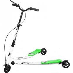 Hulajnoga Trike Junior Pb 125Mm Biało-Zielona