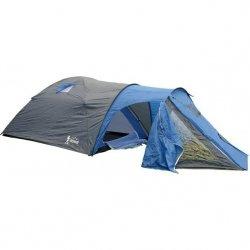 Namiot 4 Osobowy Cool szaro-niebieski Royokamp