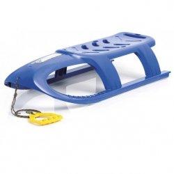 Sanki Plastikowe Bullet Niebieski