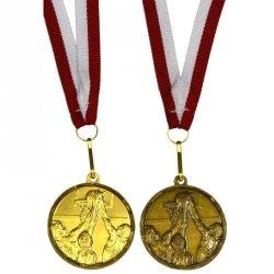 Medal Promo 40Mm Koszykówka Italia Brąz
