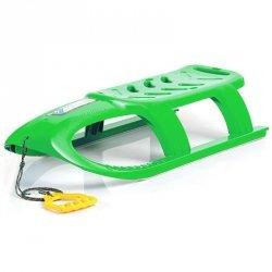 Sanki Plastikowe Bullet Zielony