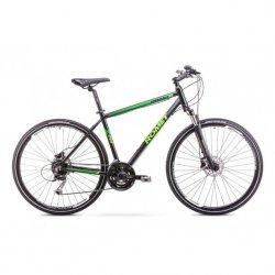 Rower ROMET ORKAN 3 M czarno-zielony 21 L