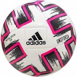 Piłka Nożna ADIDAS UNIFORIA Euro 2020 Club FR8067 R.5 - Biała