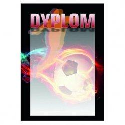 Dyplom Papierowy - Piłka Nożna