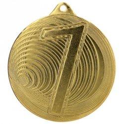 Medal Złoty Siatkówka Medal Stalowy Mmc3073/G