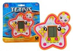 Gra Elektroniczna Tetris Gwiazdka Czerwona