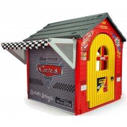 Auta Domek Ogrodowy Garaż Injusa + bramka gratis!