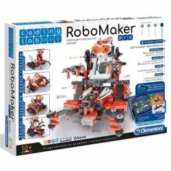 Clementoni ROBOT ROBOMAKER LABORATORIUM ROBOTYKI