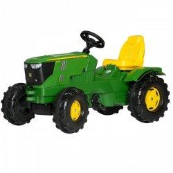 Rolly Toys rollyFarmtrac John Deere traktor na pedały z cichymi kołami