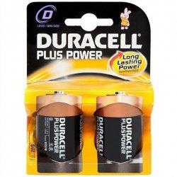 Duracell D/LR20, Alkaline Plus Power MN1300, 2 pc(s)