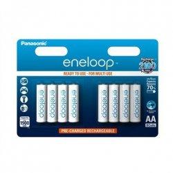 Panasonic eneloop AA/HR6, 1900 mAh, Rechargeable Batteries Ni-MH, 8 pc(s)