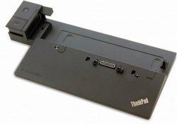 Lenovo ThinkPad Basic Dock, 65W Ethernet LAN (RJ-45) ports 1, VGA (D-Sub) ports quantity 1, USB 3.0 (3.1 Gen 1) ports quantity 1