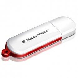Silicon Power Luxmini 320 8 GB, USB 2.0, White