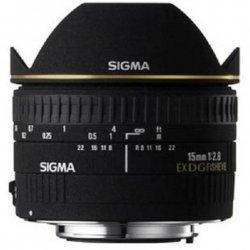 Sigma EX 15mm F2.8 DG Diagonal-Fisheye Canon