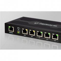 Ubiquiti ERPoe-5 EdgeRouter 10/100/1000 Mbit/s, Ethernet LAN (RJ-45) ports 5, USB ports quantity 0