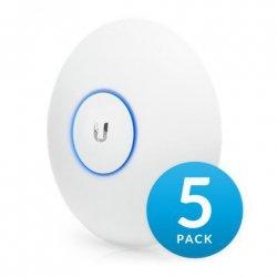 Ubiquiti UniFi UAP-AC-LR-5 (5-Pack) Wi-Fi, 802.11 a/b/g/n/ac, 2.4 - 5 GHz, 867 Mbit/s,