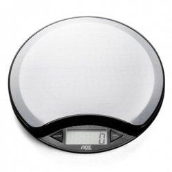 ADE Kitchen Scale KE 854 ANJA Maximum weight (capacity) 5 kg, Graduation 1 g, Display type LCD, Silver
