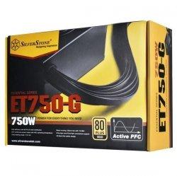 SilverStone SST-ET750-G 750 W, 744 W, 80 PLUS Gold