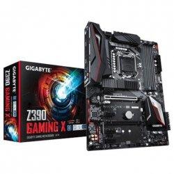 Gigabyte Z390 GAMING X Processor family Intel, Processor socket LGA1151, DDR4 DIMM, Memory slots 4, Chipset Intel Z, ATX