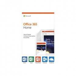 Microsoft 6GQ-01069 Office 365 Home Estonian EuroZone Subscr 1YR Medialess P4