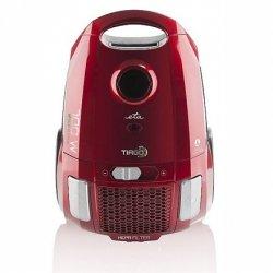 ETA Vacuum cleaner ETA250790000 TIAGO Bagged, Red, 1200 W, 3 L, A, A, D, 77 dB, HEPA filtration system, 230 V