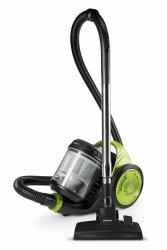 Polti Forzaspira C150 Cyclone vacuum cleaner PBEU0107 Bagless, Green, 700 W, 1.8 L, A, 76 dB, HEPA filtration system,