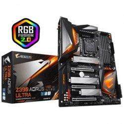Gigabyte Z390 AORUS ULTRA Processor family Intel, Processor socket LGA1151, DDR4 DIMM, Memory slots 4, Chipset Intel Z, ATX