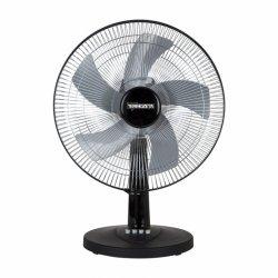Termozeta TZAZ06 Table Fan, Number of speeds 3, 45 W, Remote control, Diameter 40 cm, Black