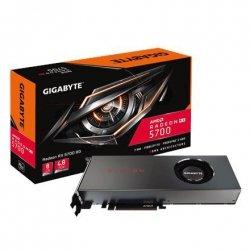 Gigabyte GV-R57-8GD-B AMD, 8 GB, Radeon RX 5700, GDDR6, PCI-E 4.0 x 16, Processor frequency 1625 MHz, Memory clock speed 14000