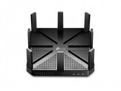 TP-LINK Router ARCHER C5400 802.11ac, 1000+2167+2167 Mbit/s, 10/100/1000 Mbit/s, Ethernet LAN (RJ-45) ports 4, MU-MiMO Yes, Ante