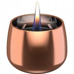 Tenderflame Table burner Crocus 1W Glass Diameter 9.5 cm, 7.5 cm, 200 ml, 8 hours, Rose