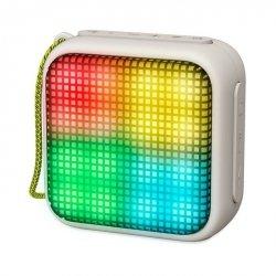 Energy Sistem Beat Box 2+ Lightcube Portable Bluetooth Speaker, Granite