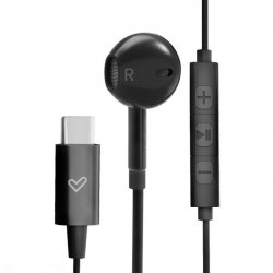 Energy Sistem Earphones Smart 2 Type C, Black